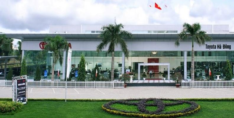 Toyota Hà Đông tri ân khách hàng nhân kỷ niệm 7 năm thành lập