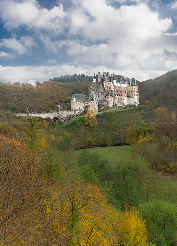 Burg Eltz... (Fairytale Edition)... [Moselkern, Germany - 2016]