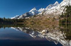 Looking Glass (scott_bohaty) Tags: grandteton nationalpark wyoming unitedstates us reflection