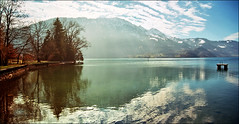 Autumn on the Thunersee lake..:))) (Katarina 2353) Tags: landscape lake interlaken switzerland katarina2353 katarinastefanovic autumn thunersee