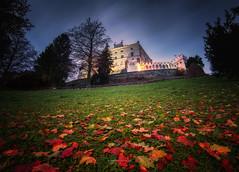 Trakoscan in Autumn (Croosterpix) Tags: castle trakoscan autumn nikond610 nikkor1835