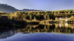 Lago grande di Monticolo (robbar74) Tags: lagograndedimonticolo appiano bolzano autunno nature natura colori riflessi italia italy montagna trentinoaltoadige