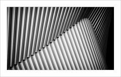 Tancament / Closing (ximo rosell) Tags: ximorosell bn blackandwhite blancoynegro bw nikon d750 arquitectura architecture calatrava ciudaddelasciencias valencia abstract abstracci