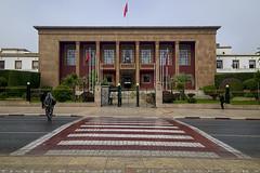 Parliament Building (Rabat) (T   J ) Tags: morocco rabat fujifilm xt1 teeje fujinon1024mmf4
