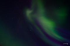 Angel? (Anne Rusten) Tags: nikon norway nature night northernlights nordlys longexposure lights auroraborealis aurora angel auroracorona sky corona