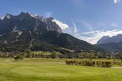 Zugspitze von Ehrwald in Tirol II (www.arternative-design.com) Tags: alpen austria d810 deutschland germany inn innsbruck landschaft landschaftsfotografie nikon nikond810 tirol travel herbstroadtrip ineurope ingermany landscape landscapeporn roadtrip traveler oesterreich sterreich