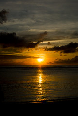 End of the day from the west coast (HansPermana) Tags: lombok indonesia gilitrawangan landscape sea seascape cloud sunset sun lights silhouette shadow holiday travel trip
