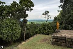 Bhikkhu - Phanom Rung - Thailand