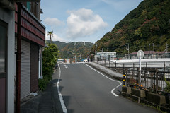 (kasa51) Tags: cityscape mountain ropeway river bridge road shimoda izu japan