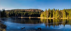 Pb_C010087-Panorama (Fernand EECKHOUT) Tags: imagesvoyages photography photos poulbeau19 olympusfrance olympus omd em1 zuiko 1260swd adobe photoshop lightroom lr6 viveza pauselongue longexposures filtrenisi nisi cplnisi nd64nisi landscapes paysages lacdelispach lispach labresse vosges lorraine neige lac lake ngc nationalgographic flickr explore excellentphotos magicmoments glace automne dcembre 2016 canon extrieur ciel flickrelite tourbire