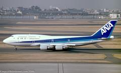 JA8099 - 1991 build Boeing B747-481D, frame scrapped at Tupelo, MS in 2012 (egcc) Tags: 25292 891 ana allnippon allnipponairways b744 b747 b747400 b747481d boeing hnd haneda ja8099 jumbojet lightroom nh rjtt tokyo