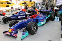 Red Bull Sauber Petronas C18 1999, Sinsheim (michaelgoll777) Tags: sauber
