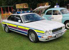 N610SWK - (TT TRUCK PHOTOS) Tags: jag police car