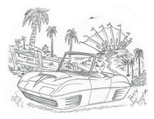 Porth Anion Roadster