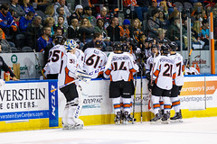 "Missouri Mavericks vs. Ft. Wayne Komets, November 12, 2016, Silverstein Eye Centers Arena, Independence, Missouri.  Photo: John Howe/ Howe Creative Photography • <a style=""font-size:0.8em;"" href=""http://www.flickr.com/photos/134016632@N02/30869277852/"" target=""_blank"">View on Flickr</a>"