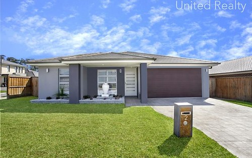 2 Squire Court, Carnes Hill NSW 2171
