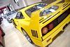 Ferrari F40 (André.32) Tags: ferrarif40 ferrari f40 speciale pininfarina v8 turbo giallo sportcar supercar exotic super photography car cars japan sportcars supercars italy
