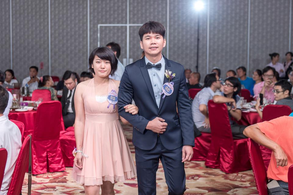 台南婚攝 婚禮紀錄 情定婚宴城堡 C & M 117