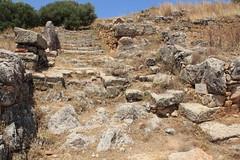 Baths area (harve64) Tags: solunto sicily ancient ruins roman greek phoenician byzantine archaeology mediterranean italy baths