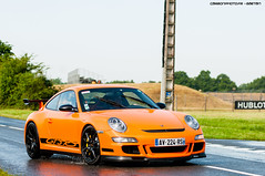 Wet (Gaetan | www.carbonphoto.fr) Tags: porsche 997 gt3 rs supercar hypercar car coche auto automotive fast speed exotic luxury great incredible worldcars carbonphoto sport et collection france race track