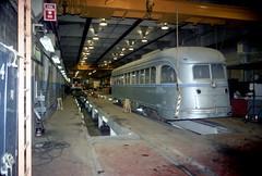 SEPTA Callowhill 3-26-90 3 (jsmatlak) Tags: philadelphia septa train tram trolley streetcar electric railway