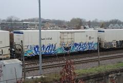 Reez , Tawl (Select1200) Tags: benching freights trains graffiti railroad fr8 chicago reez tawl fb
