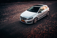 Mercedes-Benz A250 AMG (Rick Bruinsma) Tags: mbsocialcar mercedesbenz a250 amg affalterbach mercedes benz 250 aklasse aclass amersfoort
