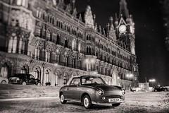 (Daniel-Charles) Tags: car vintage london england uk st pancras hotel renaissance
