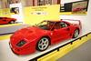 Ferrari F40 (gormifox) Tags: ferrari ferrarif40 classicmotorshow alexanderpalace