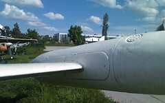 """Lockheed T-33A 4 • <a style=""""font-size:0.8em;"""" href=""""http://www.flickr.com/photos/81723459@N04/31272677541/"""" target=""""_blank"""">View on Flickr</a>"""