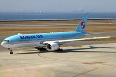 HL7574 Boeing 777-2B5ER KAL  NGO (Jetstar31) Tags: hl7574 boeing 7772b5er kal ngo