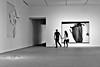 Madrid, Museo Reina Sofia (keinidyll) Tags: madrid museum reinasofia modernart artworks robertmotherwell totemicfigure people