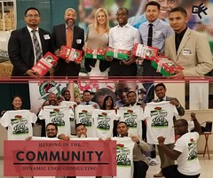 Dynamic Edge Consulting- Operation Christmas Child (dynamicedgeconsultinglb) Tags: operationchristmaschild samaritanspurse boxes gifts children globalimpact philanthropy inthecommunity losangeles carson indonesia