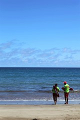 Soccorrista (Filippo Saluzzo) Tags: summer estate canarie canary lanzarote baywatch soccorritore bagnino sea mare oceano ocean playa la garita