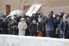 17. Arrival of Sanctities at Lavra / Прибытие святынь в Лавру 01.12.2016
