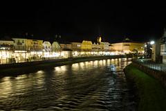 Bad Ischl at night