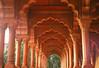 Red Fort, Delhi (Niall Corbet) Tags: india delhi redfort coloumn arch sandstone