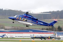 Bond Offshore Helicopters Augusta Westland AW139 G-VINC (Mark 1991) Tags: aberdeen bond abz aberdeenairport augustawestland aw139 bondhelicopters bondoffshorehelicopters gvinc