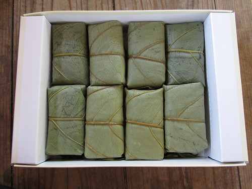 Sushis pour le pique-nique, Nara, Japon