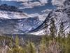 Cirrus Mountain (Pepe (JmCP)) Tags: canada olympus alberta rockymountains hdr cirrus banffnationalpark rocosas icefieldsparkway canadianrockies cirrusmountain canadá epm1