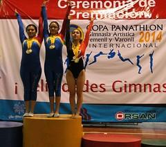 COPA PHANATLON 2014 (ACROGYM Academia de Gimnasia) Tags: leon gymnastics copa nuevo 2014 gimnasia acrogym phanatlon