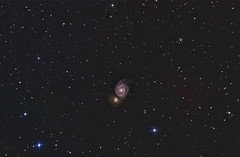 M51 (Michael Rector) Tags: whirlpool galaxy canes m51 galaxies venatici