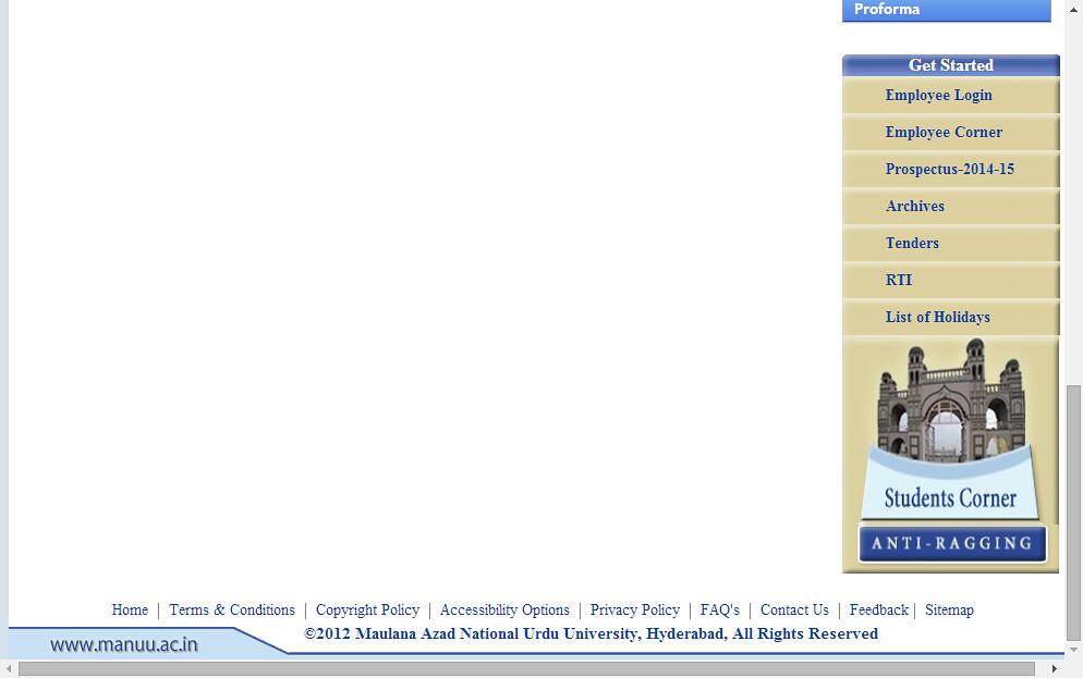 MANUU HQ- Distance Mode Results February 2014? � Maulana Azad ...