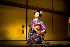 Maiko (Peter.Thurgood) Tags: corner kyoto district maiko geisha gion