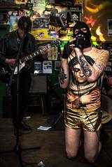 The Flesh Happening (agataurbaniak) Tags: uk zeiss 35mm concert nikon brighton unitedkingdom live gig performance concertphotography 2014 carlzeiss d600 brightonandhove brightonhove 35mmf2 35mm2 cowleyclub nikond600 zf2 thecowleyclub zeissdistagont235 agataurbaniak