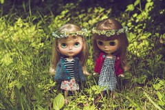 Ashletina and Lillesol