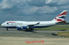 Boeing 747-436 G-BLNO British Airways (EI-DTG) Tags: heathrow ba boeing britishairways boeing747 jumbojet jumbo lhr lump b747 londonairport gblno runway09r 01jul2014