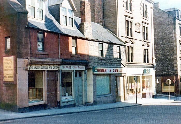 Shoe Shops Dundee