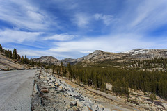 Tioga Pass - 149 (www.bazpics.com) Tags: california road park ca cliff usa mountain lake america sunrise point landscape us scenery unitedstates pass scenic parks el glacier mount national yosemite dome half granite service landschaft ynp sentinel capitan tioga tenaya barryoneilphotography
