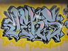 Roller piece (jersonerTIC) Tags: city urban graffiti texas tag tags spraypaint graff piece bomb bombing brownsville rgv jers texasgraffiti montanacans mtncolors jersone